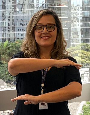 Bruna Ventura is the Branch Manager in Brazil and works in the logistics industry for over 15 years now.