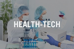 Rhenus Health-Tech services