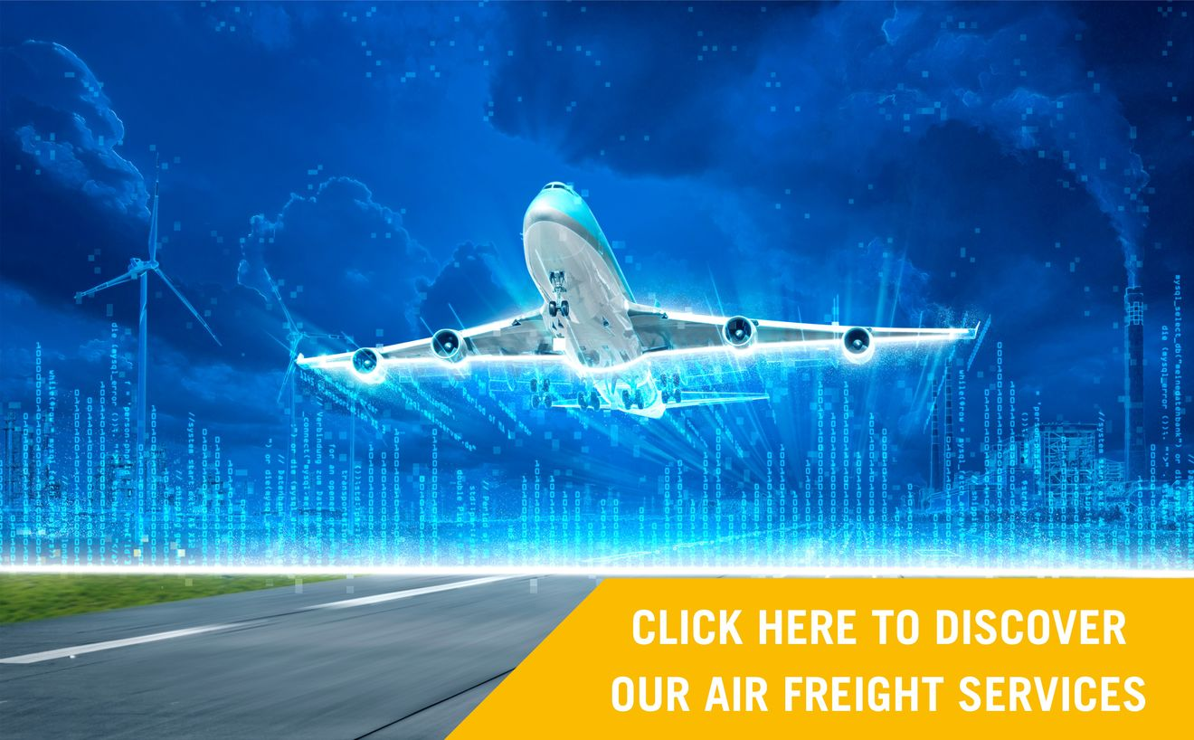 Rhenus Logistics Air Freight