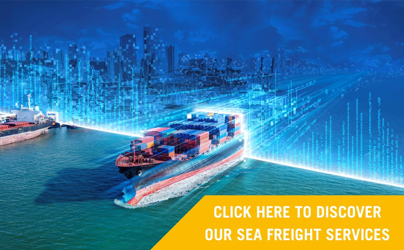 Rhenus Logistics Sea Freight