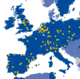 Europe Map transparent