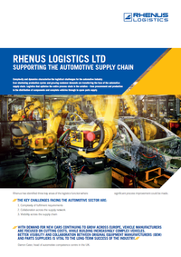 Rhenus Uk Automotive