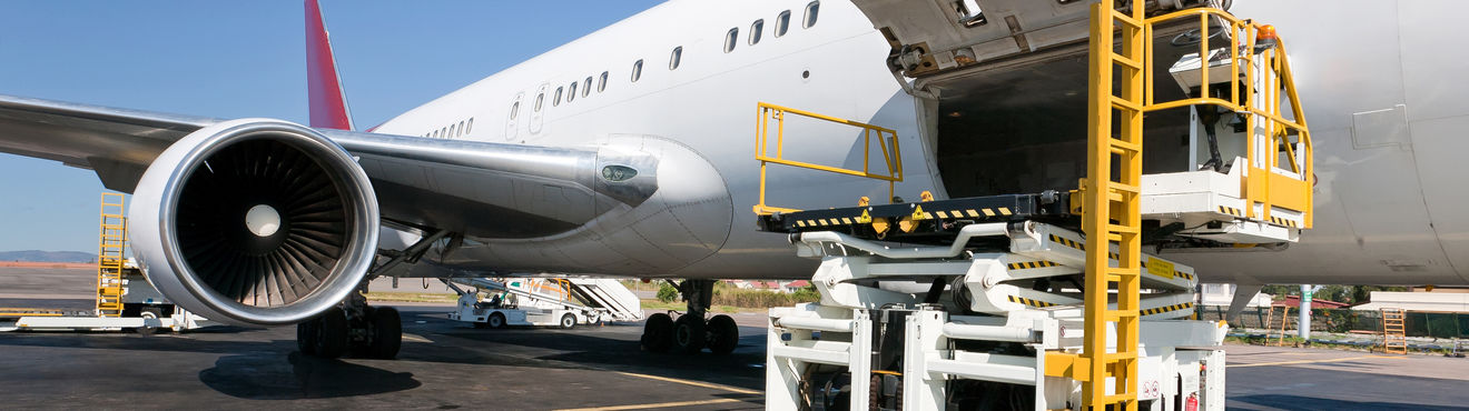 Rhenus Logistics Ireland - Air freight