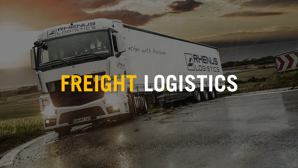 Logistics Company - worldwide - Rhenus Logistics
