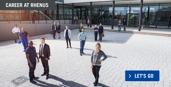 Start your Career at Rhenus