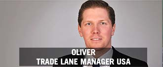 Trade Lane Manager USA & Kanada