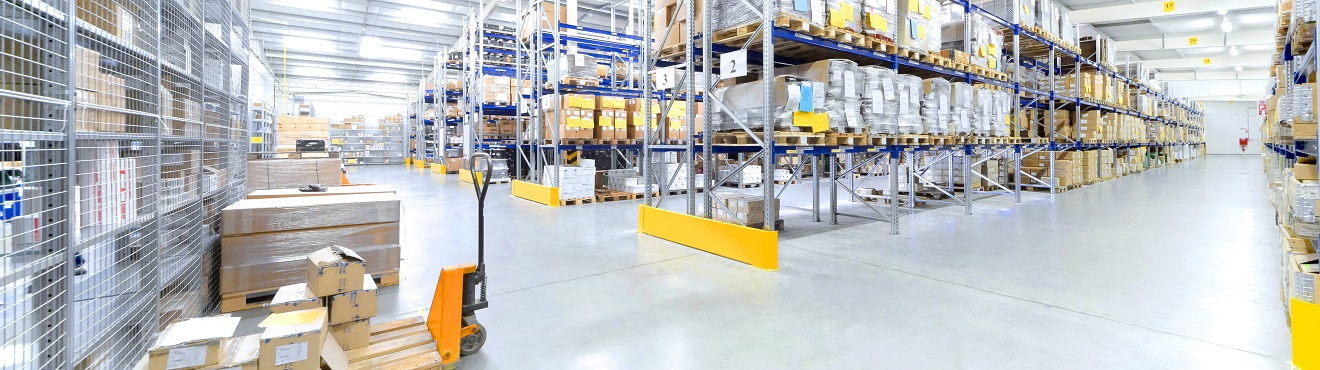 Rhenus- Warehousing Solutions Header