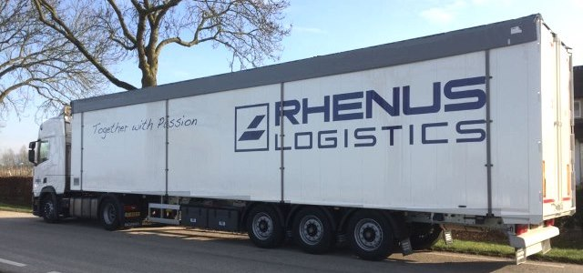 Truck Transport - worldwide - Rhenus Logistics