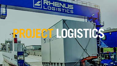 Rhenus Australia - Project Logistics