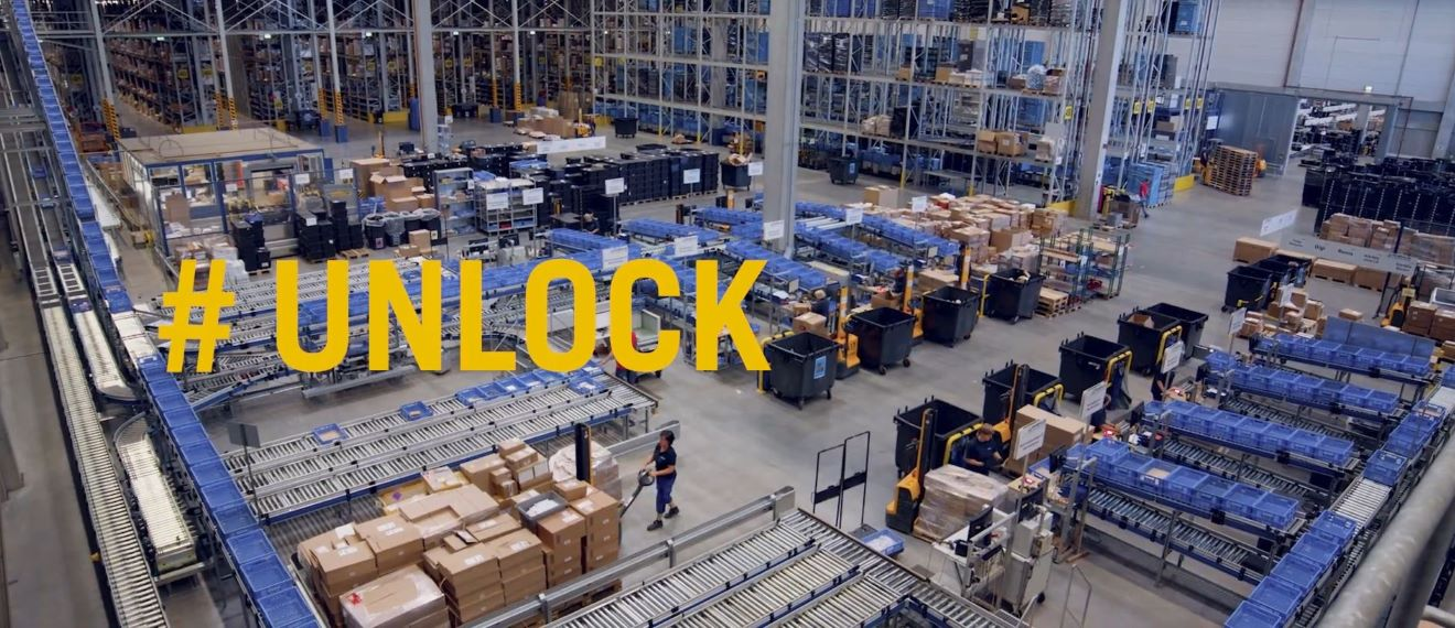 Rhenus Warehousing Solution Video