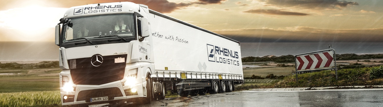 Rhenus Logistics France - Land freight