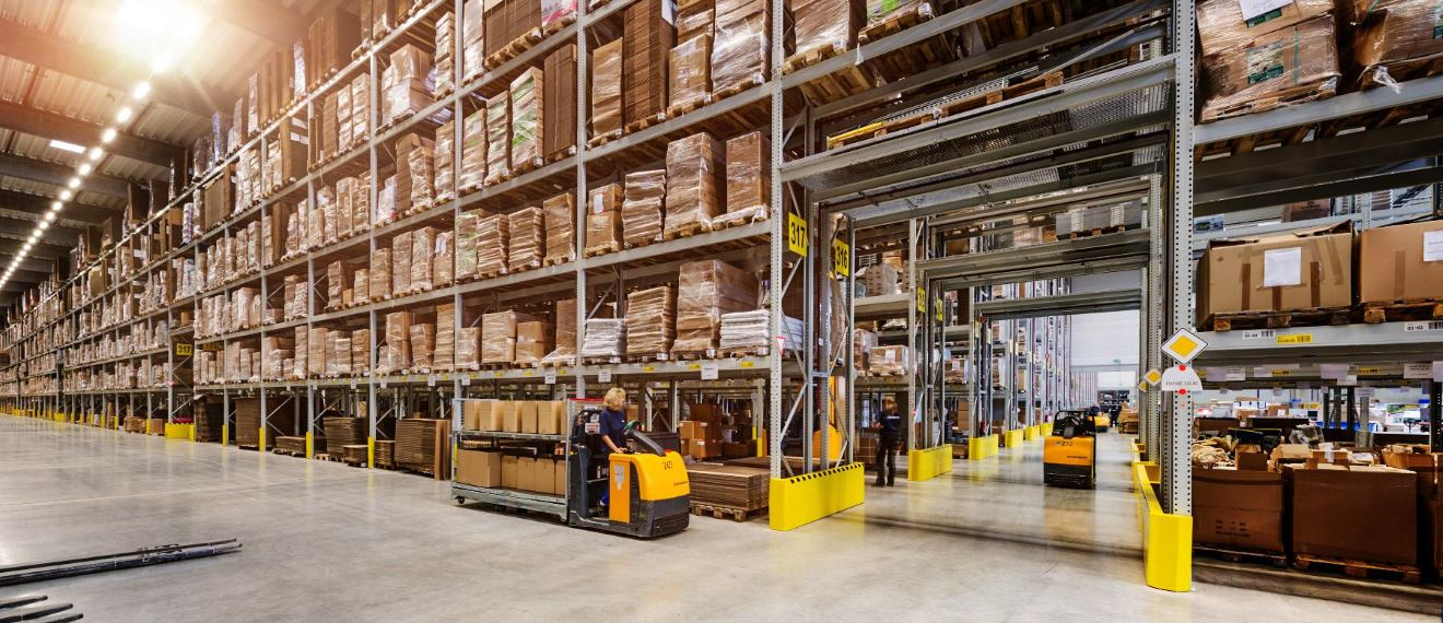 Warehousing Header