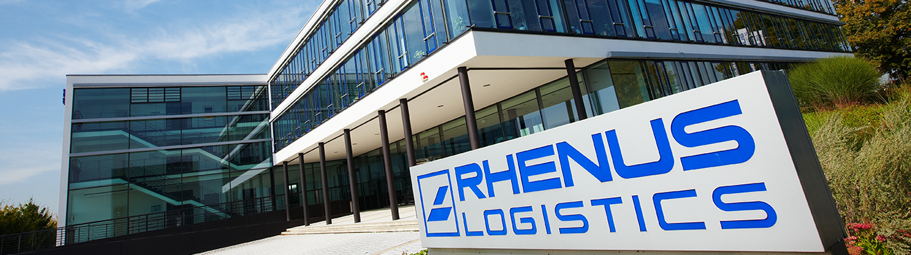 Rhenus Logistics Ireland - Imprint