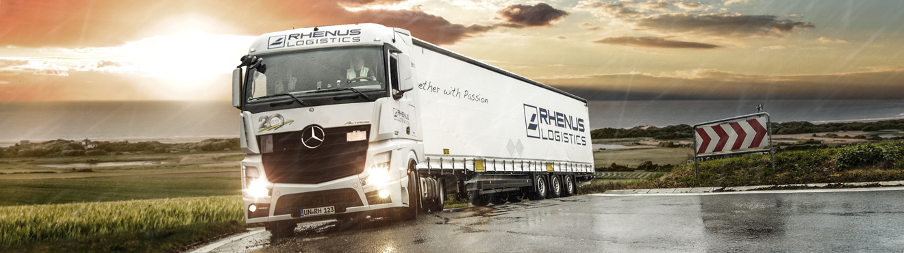 Rhenus Logistics Ireland - International Trailer Service