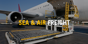 Rhenus Svoris Latvia - Sea & Air freight