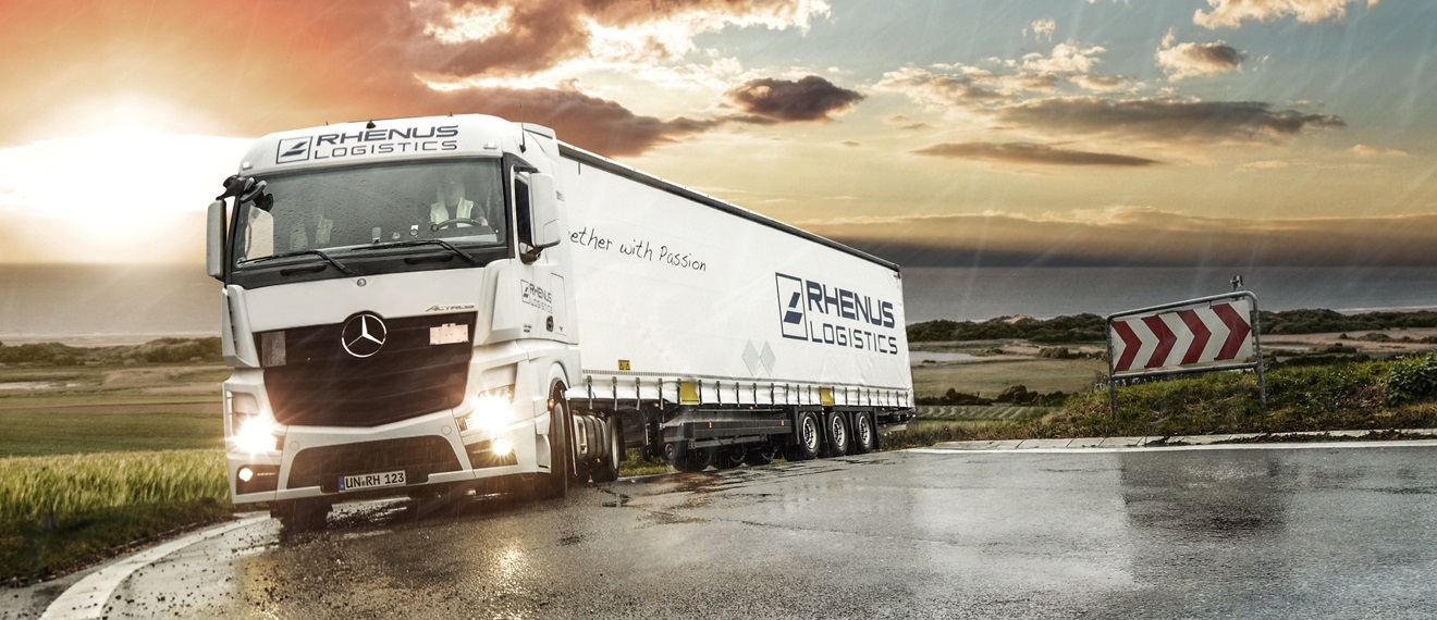 Rhenus Roadfreight - Truck