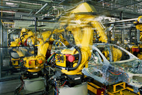 Rhenus Automotive - Car Production