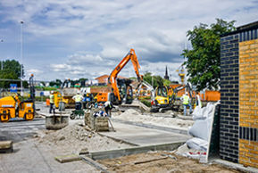 Rhenus Construction Business - Road Works