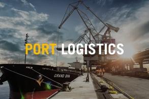 Port Logistics - Rhenus Netherlands