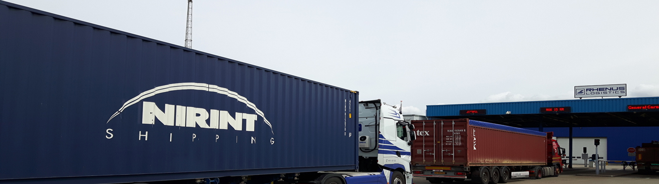 Rhenus Netherlands - Container Transport
