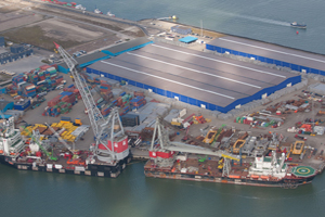 Rhenus Netherlands - Port Offshore