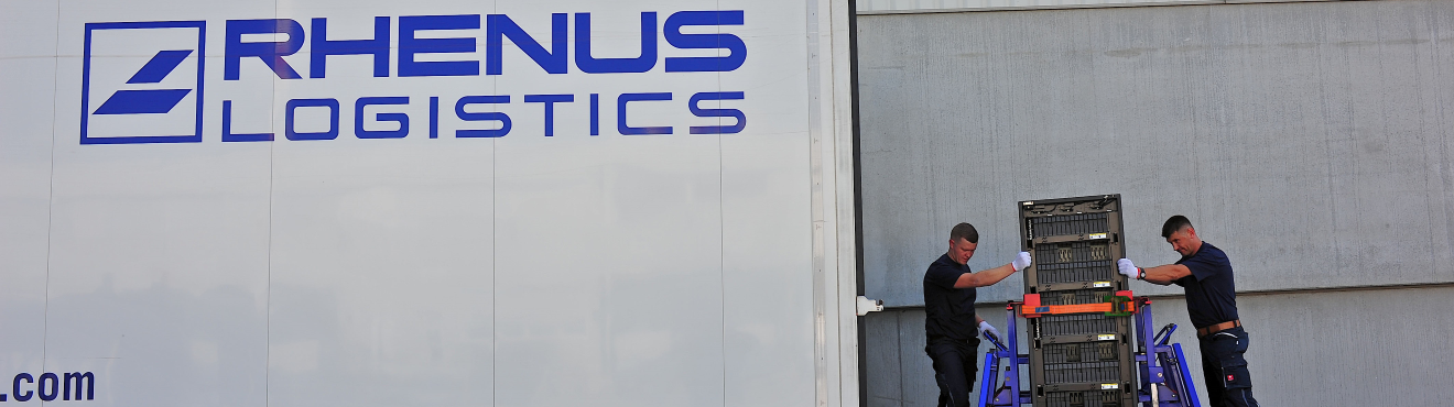 Rhenus Logistics Romania - Telecommunication equipment and components