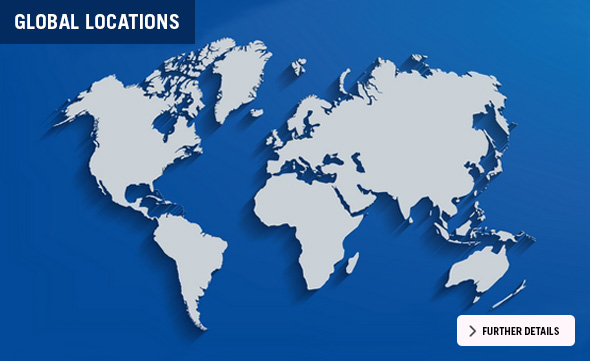 Rhenus - Global Locations