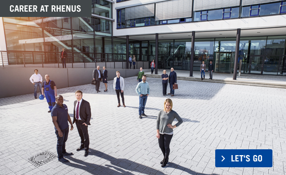 Rhenus Thailand - Start your Career at Rhenus