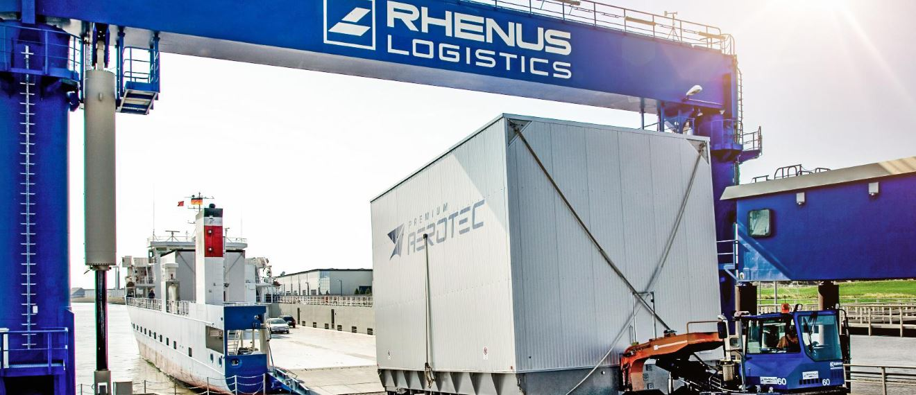 Rhenus Thailand Project Logistics