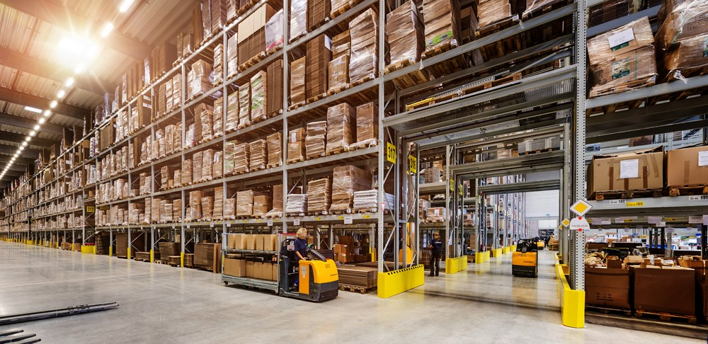 Contract Logistics - Warehouse Logistics - Rhenus