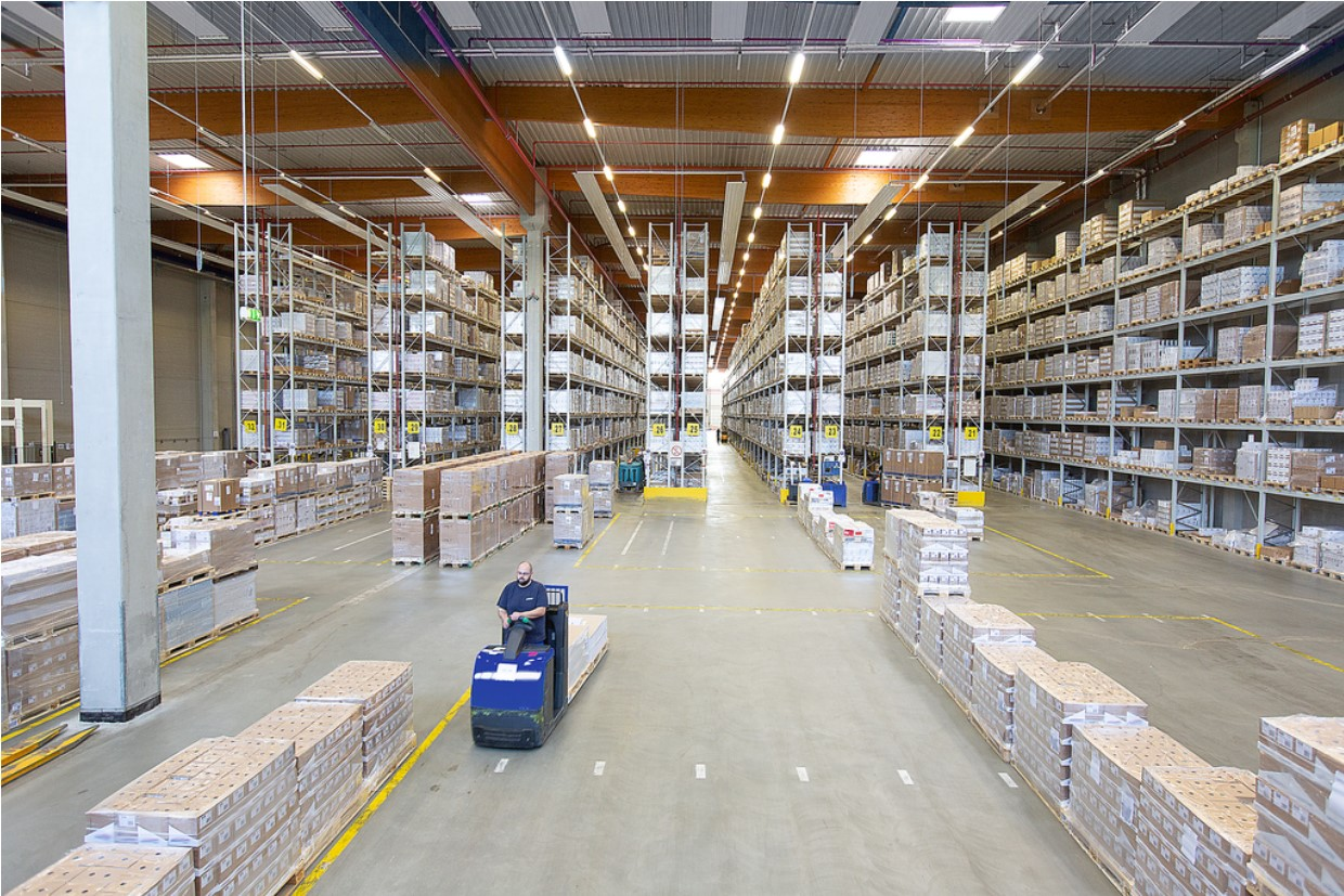 Warehousing Solutions