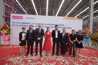 Rhenus Contract Logistics Vietnam deal with ConCung Corporation